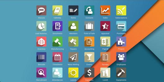 Übersicht Business Apps