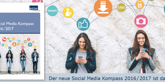 Social Media Kompass 2016