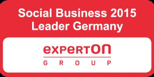 experton Group Social Business Vendor Benchmark 2015