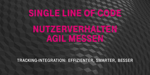 Tracking-Integration-effizenter-smarter-besser